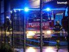 Drei Feuerwehren bei Brand in einer Filteranlage im Einsatz