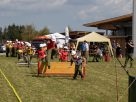 Jugend- und Aktivgruppe beim Abschnittsbewerb in Wiesen