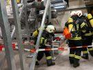 Technische Übung- Gefahrenstoffaustritt in Gewerbebetrieb
